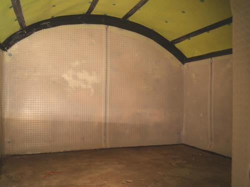 Underground Vault Waterproofing
