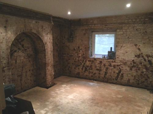 Ditchling Basement Conversion